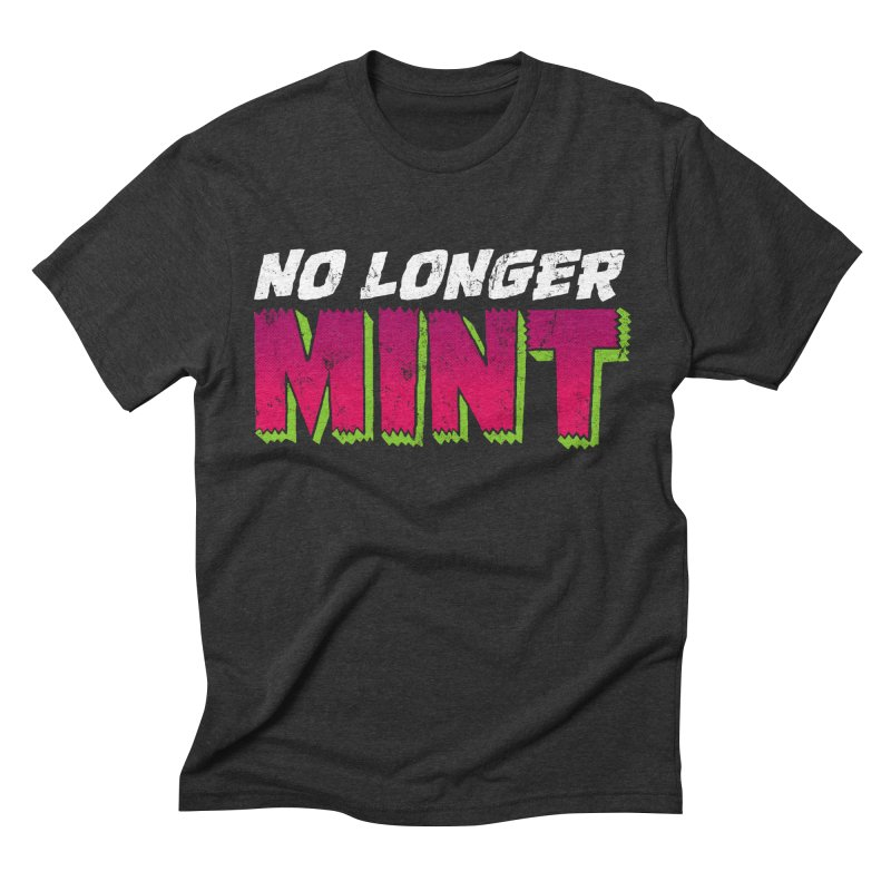 No Longer Mint Men's Triblend T-Shirt by whoisrico's Artist Shop
