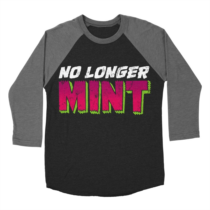 No Longer Mint Men's Baseball Triblend Longsleeve T-Shirt by whoisrico's Artist Shop