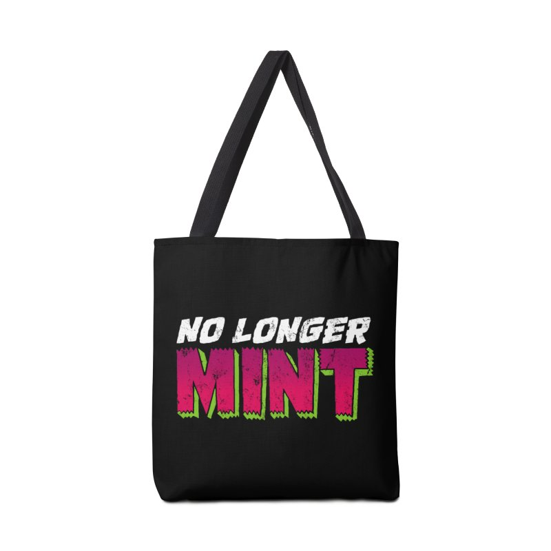 No Longer Mint Accessories Bag by whoisrico's Artist Shop