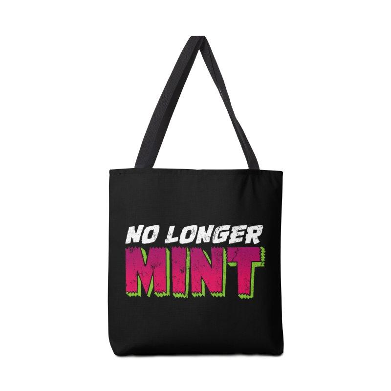 No Longer Mint Accessories Bag by whoisrico's Artist Shop