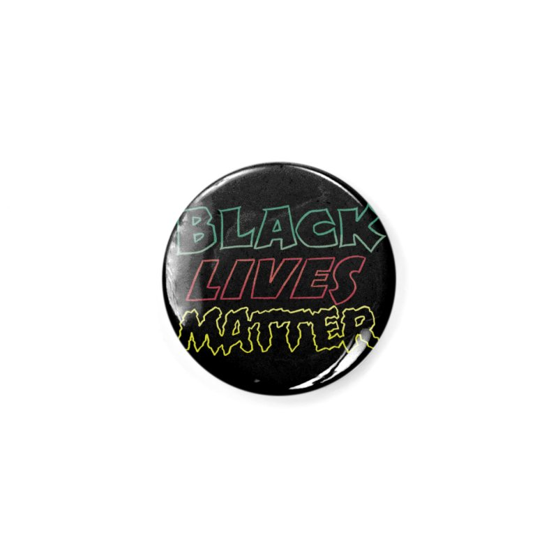 Black Lives Matter [comic book lettering] Accessories Button by whoisrico's Artist Shop