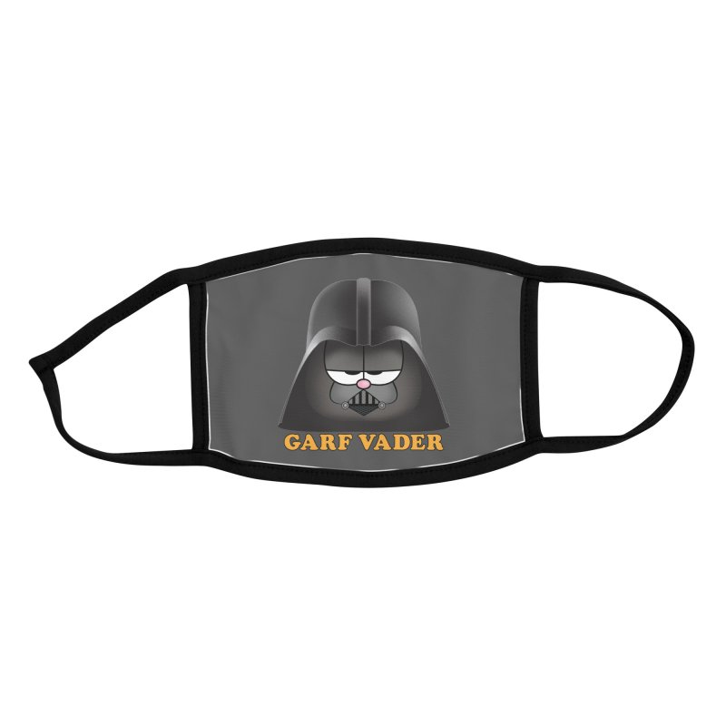 Garf Vader Accessories Face Mask by whoisrico's Artist Shop