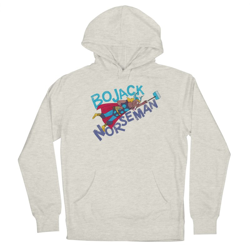 Bojack Norseman Women's Pullover Hoody by whoisrico's Artist Shop