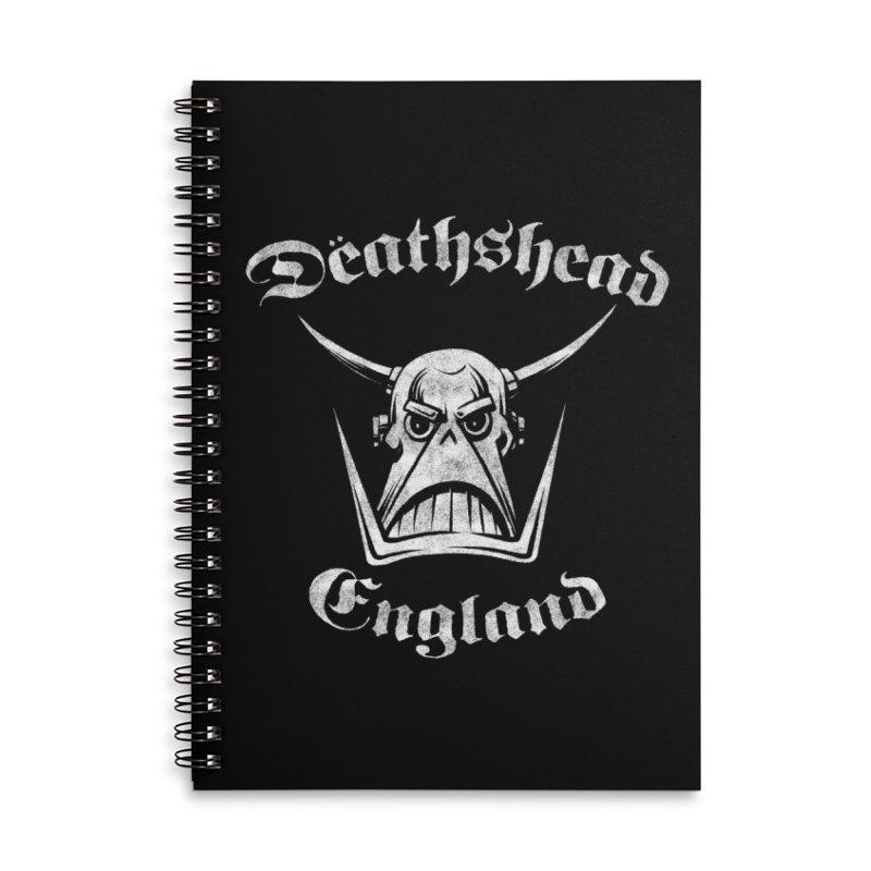 MotörDëath Accessories Notebook by whoisrico's Artist Shop