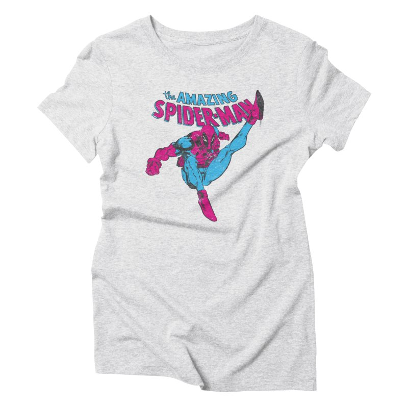 Action Is His Reward Women's T-Shirt by whoisrico's Artist Shop