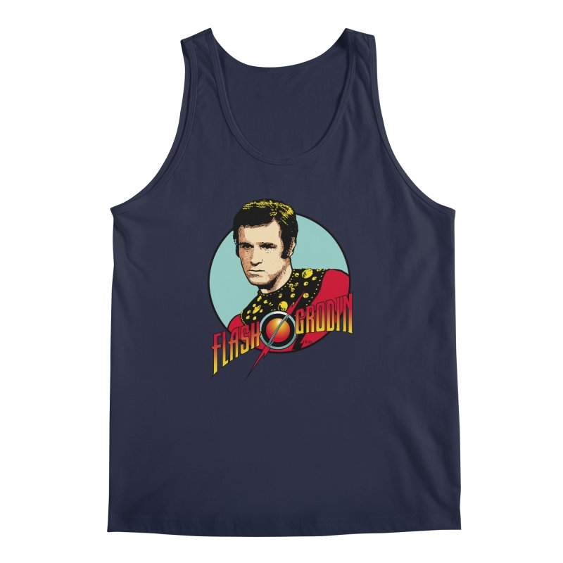 Flash Grodin Men's Tank by whoisrico's Artist Shop