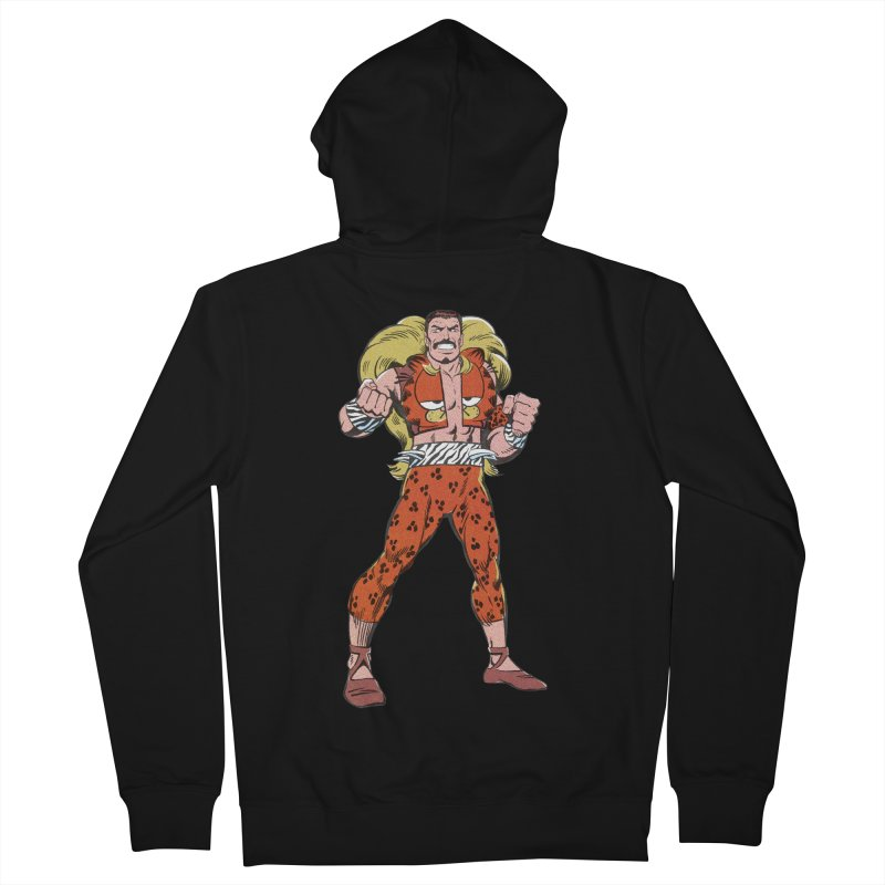 Mondays Amirite Men's French Terry Zip-Up Hoody by whoisrico's Artist Shop
