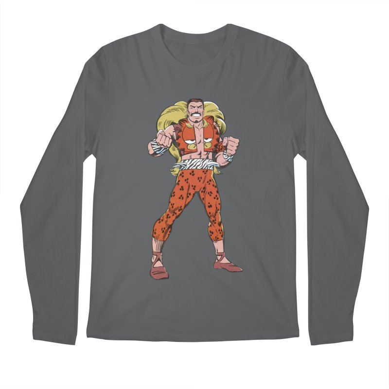 Mondays Amirite Men's Regular Longsleeve T-Shirt by whoisrico's Artist Shop