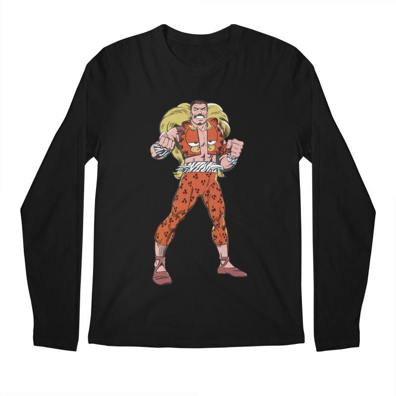 Mondays Amirite Men's Regular Longsleeve T-Shirt by whoisrico's Artist Shop
