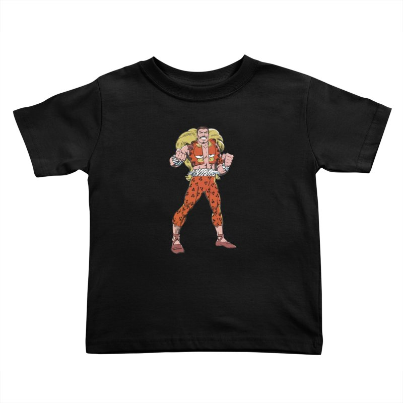Mondays Amirite Kids Toddler T-Shirt by whoisrico's Artist Shop