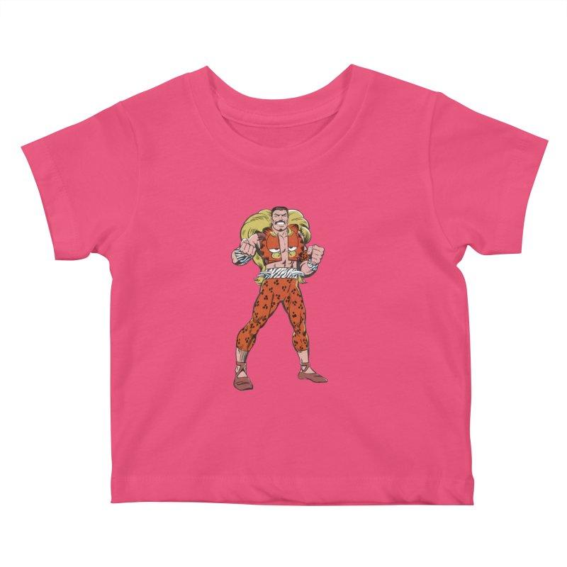 Mondays Amirite Kids Baby T-Shirt by whoisrico's Artist Shop