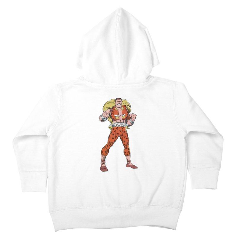 Mondays Amirite Kids Toddler Zip-Up Hoody by whoisrico's Artist Shop