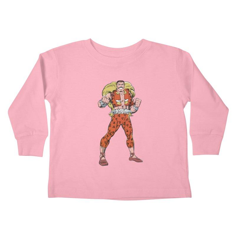 Mondays Amirite Kids Toddler Longsleeve T-Shirt by whoisrico's Artist Shop