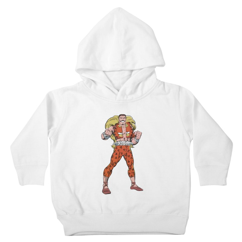 Mondays Amirite Kids Toddler Pullover Hoody by whoisrico's Artist Shop