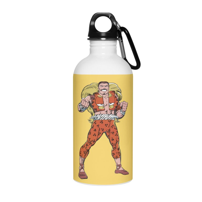 Mondays Amirite Accessories Water Bottle by whoisrico's Artist Shop