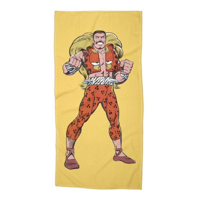 Mondays Amirite Accessories Beach Towel by whoisrico's Artist Shop