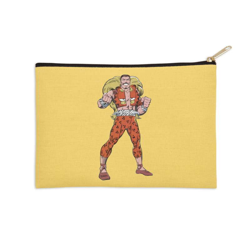 Mondays Amirite Accessories Zip Pouch by whoisrico's Artist Shop