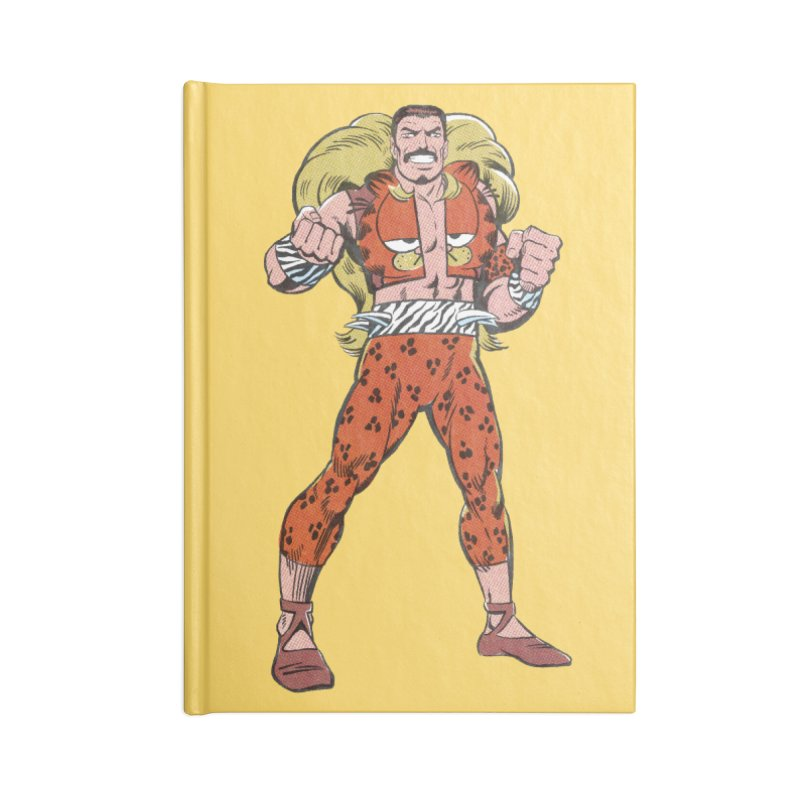 Mondays Amirite Accessories Lined Journal Notebook by whoisrico's Artist Shop