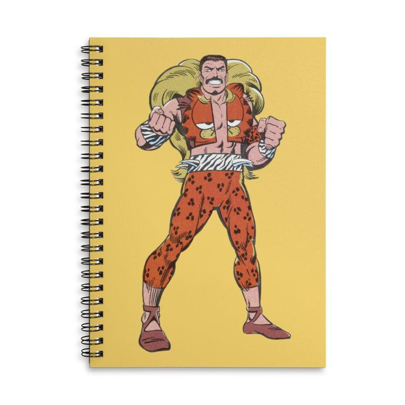 Mondays Amirite Accessories Notebook by whoisrico's Artist Shop