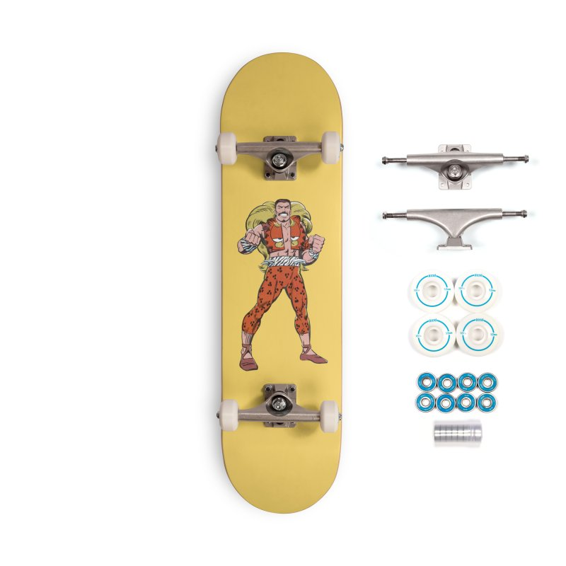 Mondays Amirite Accessories Complete - Basic Skateboard by whoisrico's Artist Shop