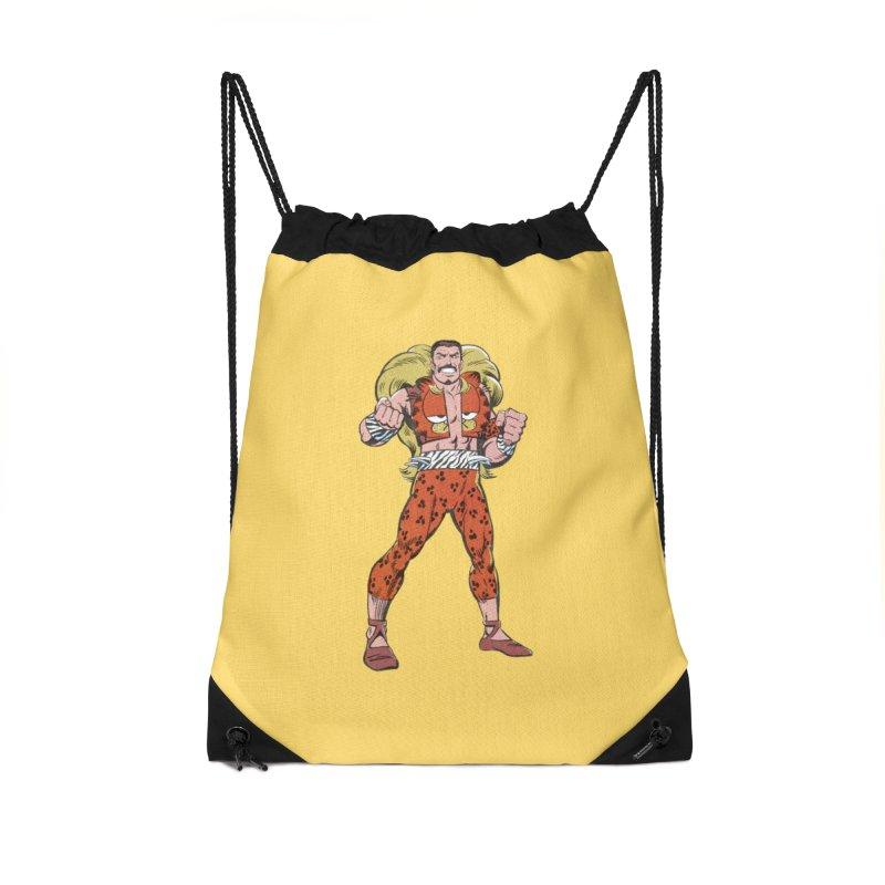 Mondays Amirite Accessories Drawstring Bag Bag by whoisrico's Artist Shop
