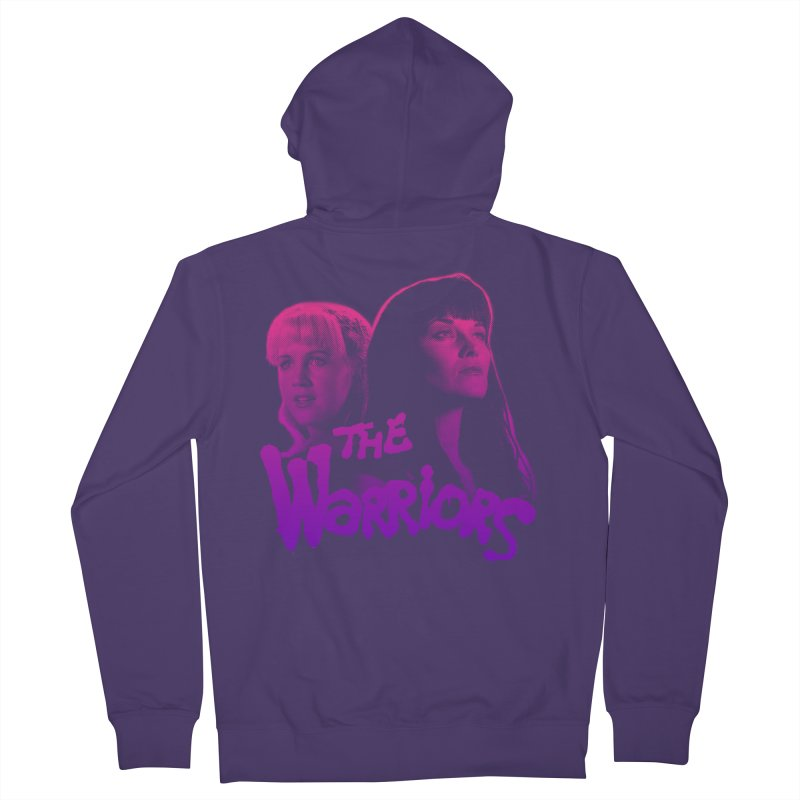 The Warriors 2  Women's French Terry Zip-Up Hoody by whoisrico's Artist Shop