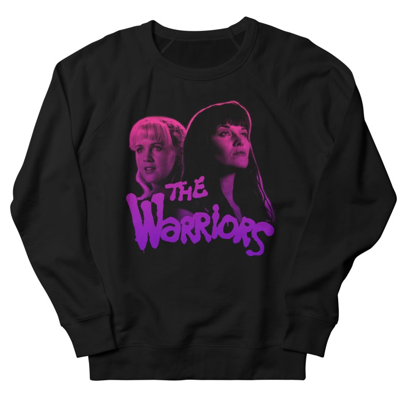 The Warriors 2  Women's French Terry Sweatshirt by whoisrico's Artist Shop