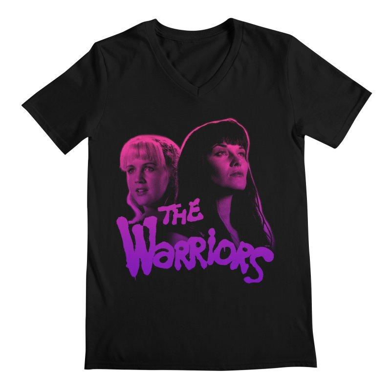 The Warriors 2  Men's Regular V-Neck by whoisrico's Artist Shop
