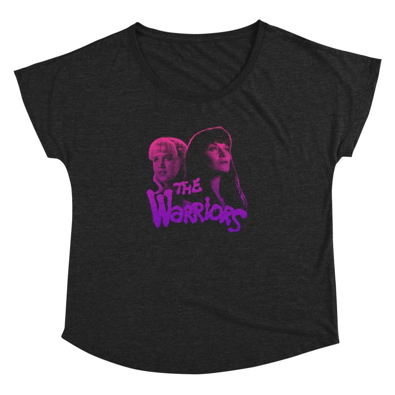 The Warriors 2  Women's Dolman Scoop Neck by whoisrico's Artist Shop