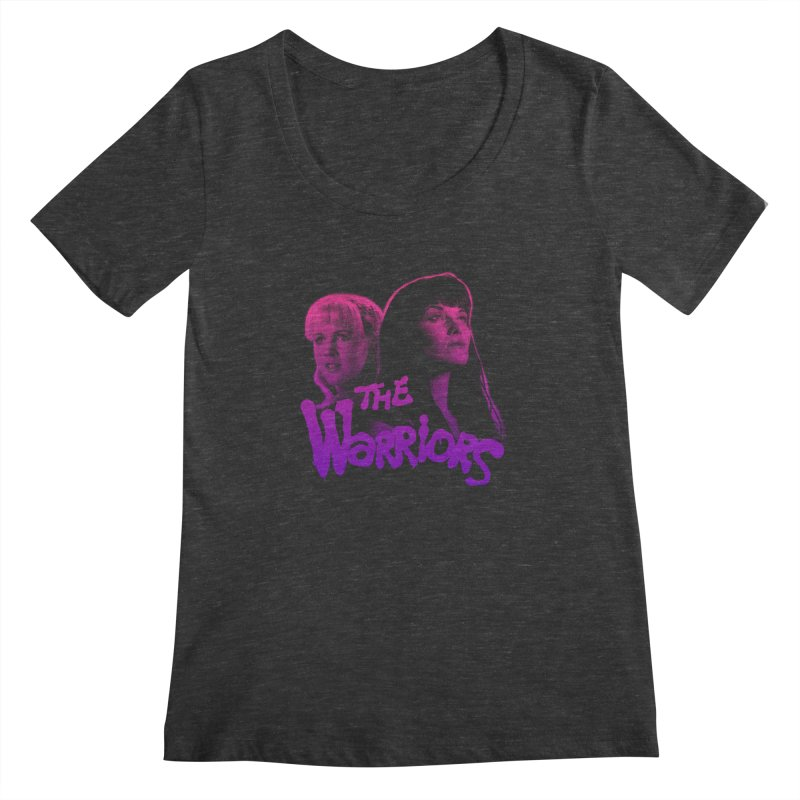 The Warriors 2  Women's Scoopneck by whoisrico's Artist Shop