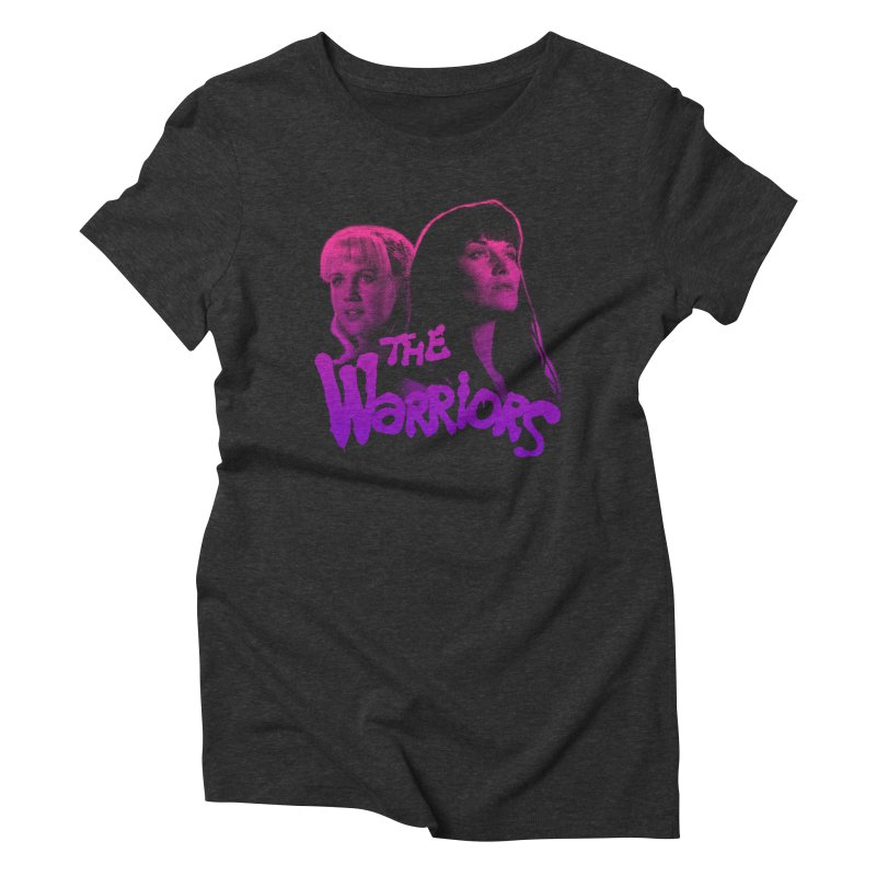The Warriors 2  Women's Triblend T-shirt by whoisrico's Artist Shop