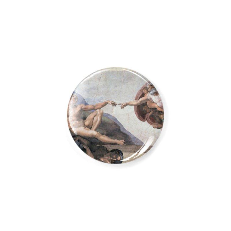 Creazione di Adamo Accessories Button by Westchester Italian Cultural Center's Shop