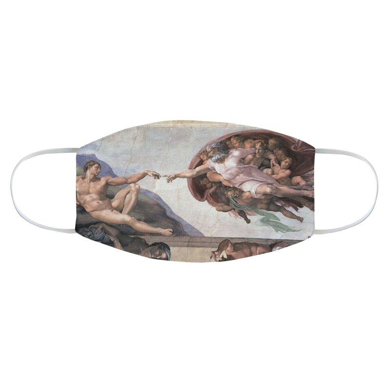 Creazione di Adamo Accessories Face Mask by Westchester Italian Cultural Center's Shop