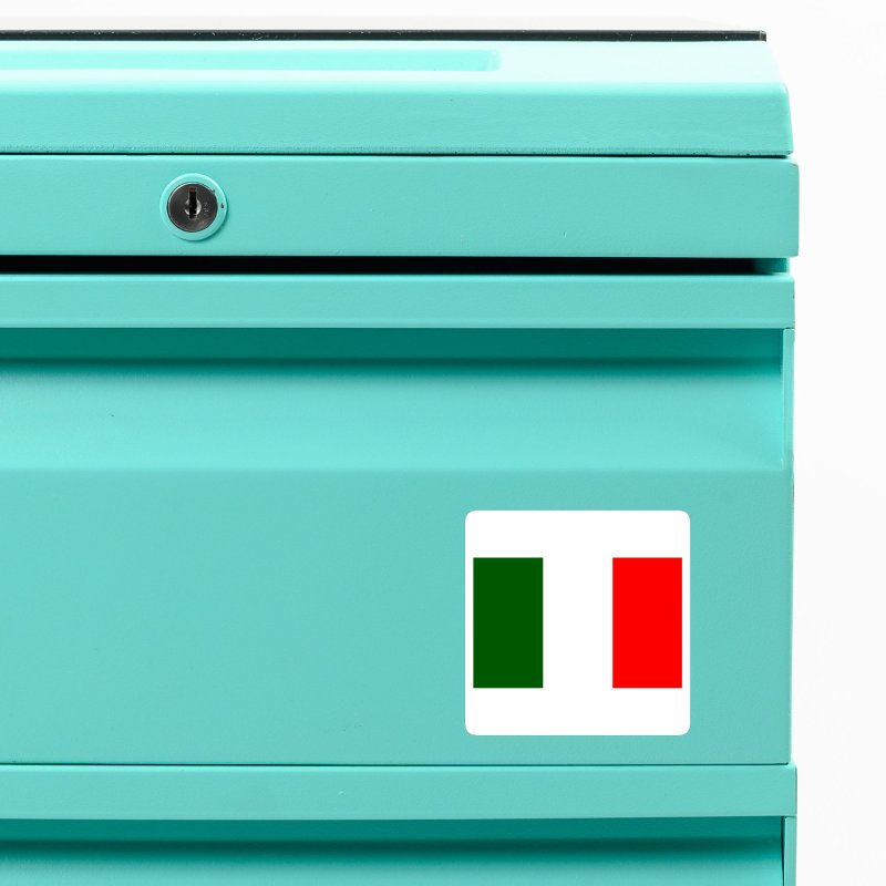 Italian Flag Accessories Magnet by Westchester Italian Cultural Center's Shop