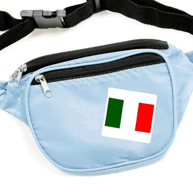 Italian Flag Accessories Sticker by Westchester Italian Cultural Center's Shop