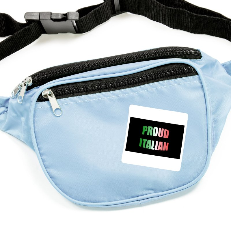 Proud Italian (Gradient) Accessories Sticker by Westchester Italian Cultural Center's Shop