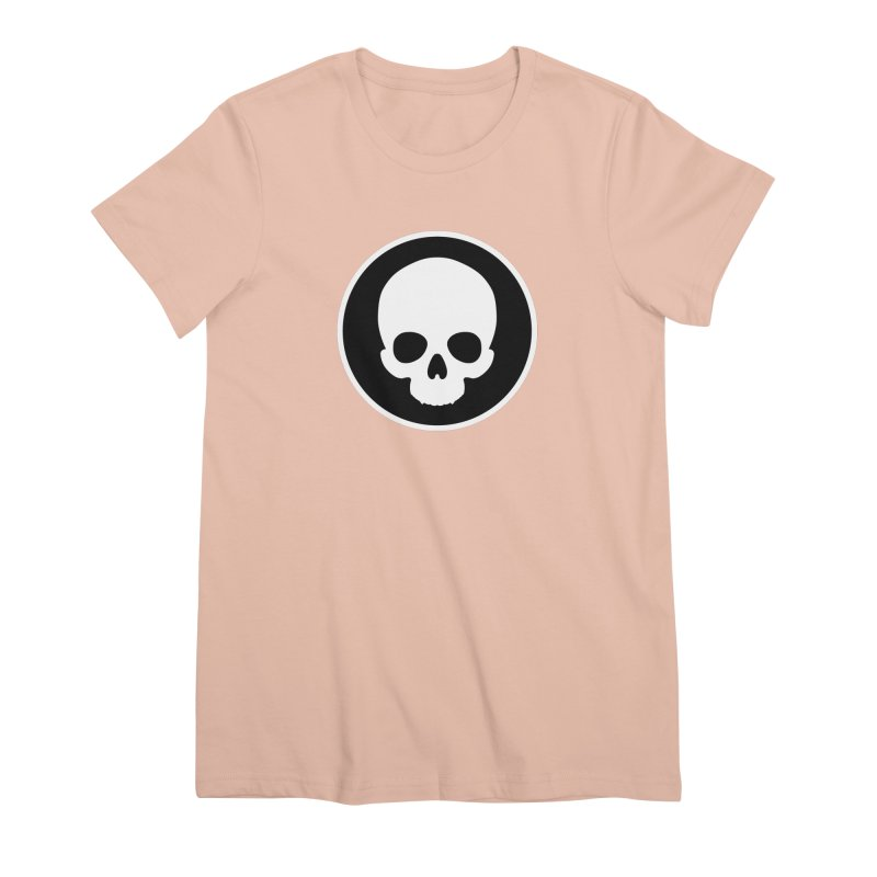 Persephone Skull Women's Premium T-Shirt by The Wicked + The Divine