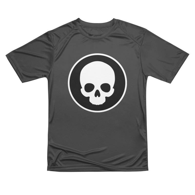 Persephone Skull Women's Performance Unisex T-Shirt by The Wicked + The Divine