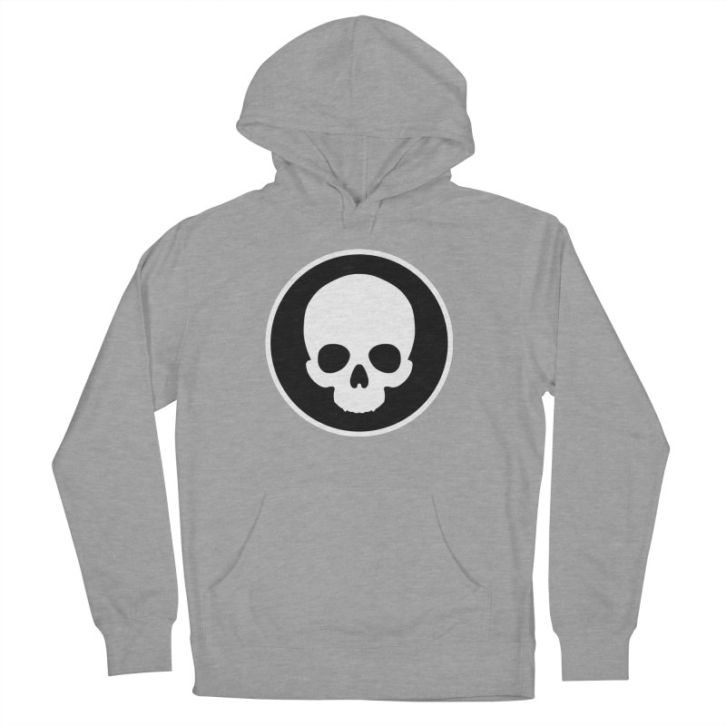 Persephone Skull Women's French Terry Pullover Hoody by The Wicked + The Divine