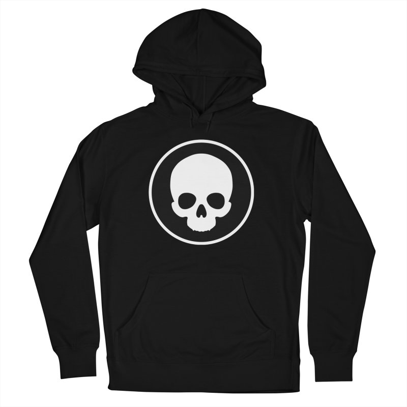 Persephone Skull Men's French Terry Pullover Hoody by The Wicked + The Divine