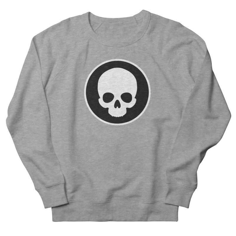 Persephone Skull Women's French Terry Sweatshirt by The Wicked + The Divine