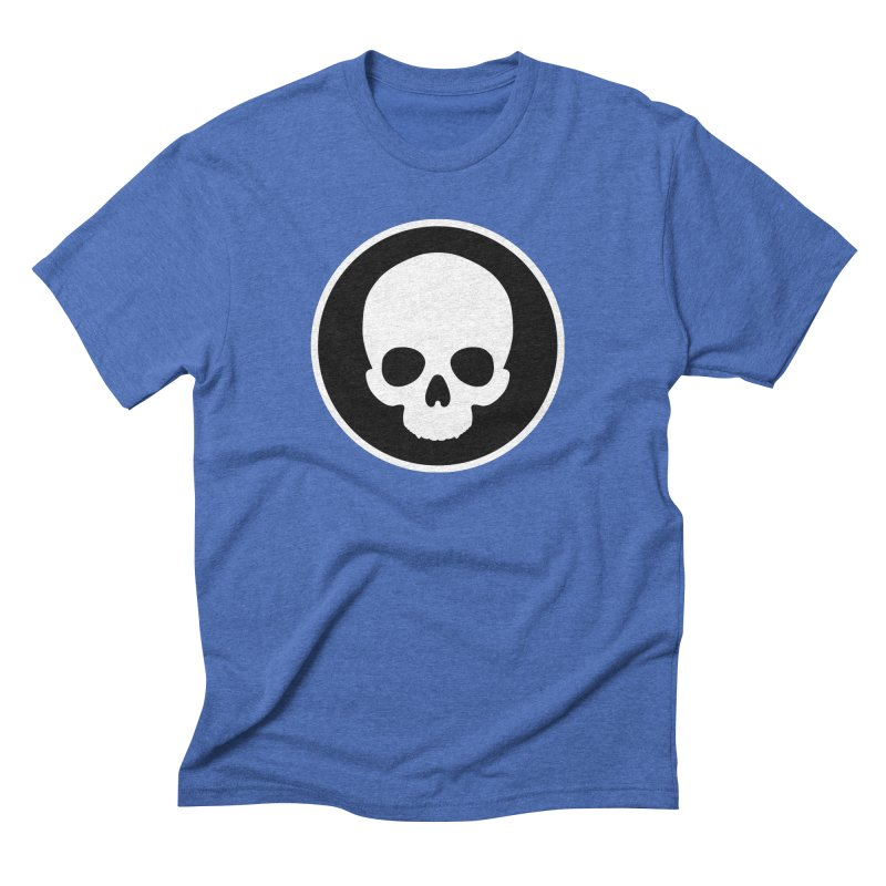 Persephone Skull Men's Triblend T-Shirt by The Wicked + The Divine