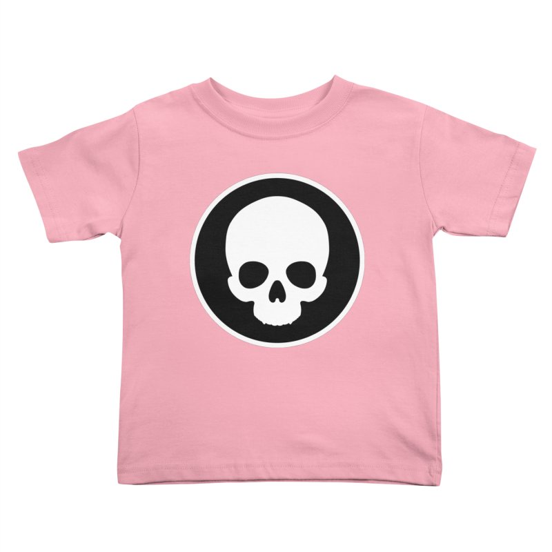 Persephone Skull Kids Toddler T-Shirt by The Wicked + The Divine