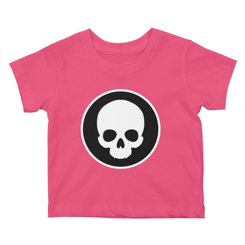 Persephone Skull Kids Baby T-Shirt by The Wicked + The Divine