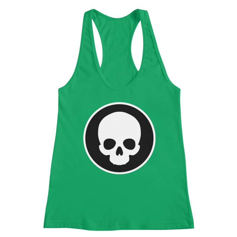 Persephone Skull Women's Tank by The Wicked + The Divine