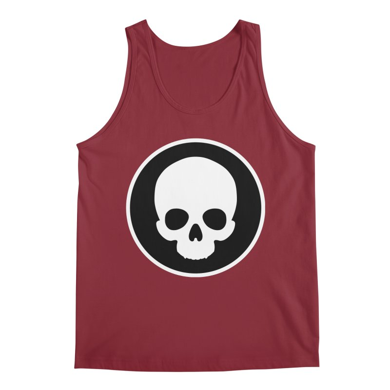 Persephone Skull Men's Tank by The Wicked + The Divine