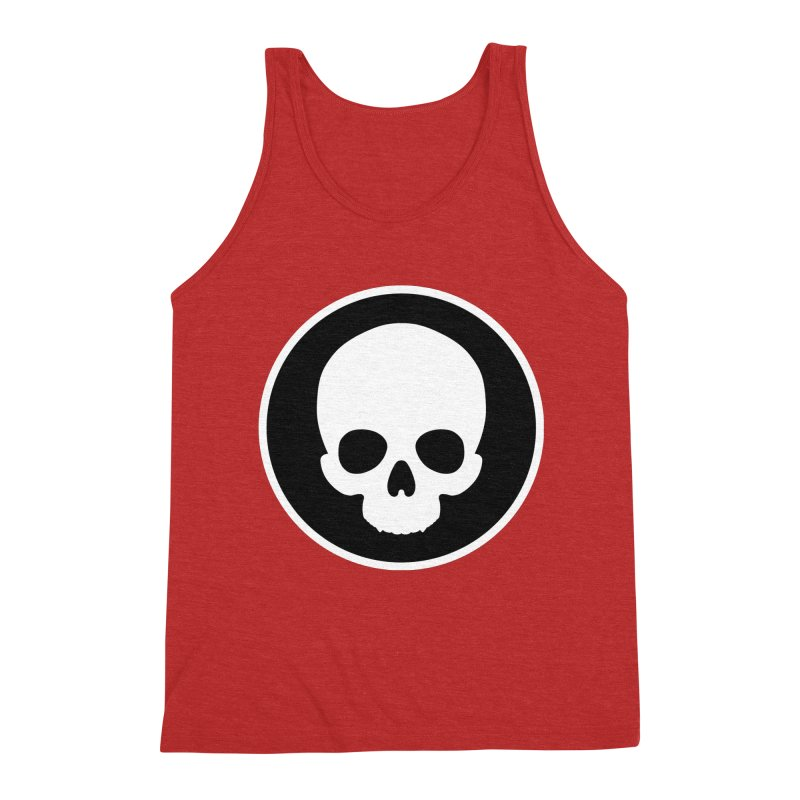 Persephone Skull Men's Triblend Tank by The Wicked + The Divine