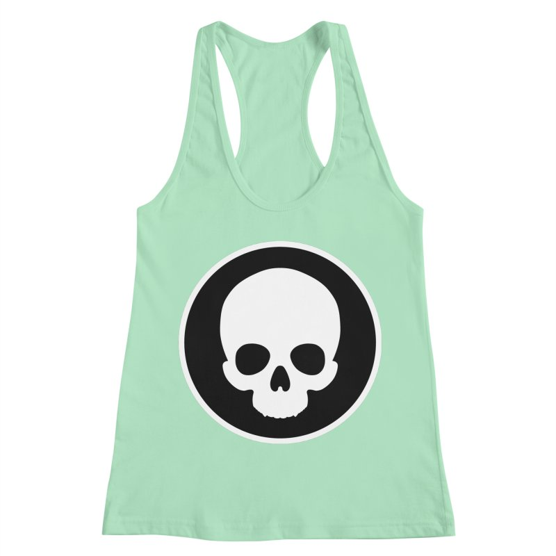 Persephone Skull Women's Racerback Tank by The Wicked + The Divine