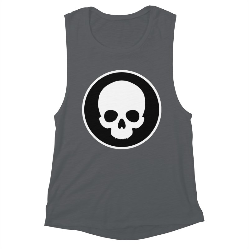 Persephone Skull Women's Muscle Tank by The Wicked + The Divine