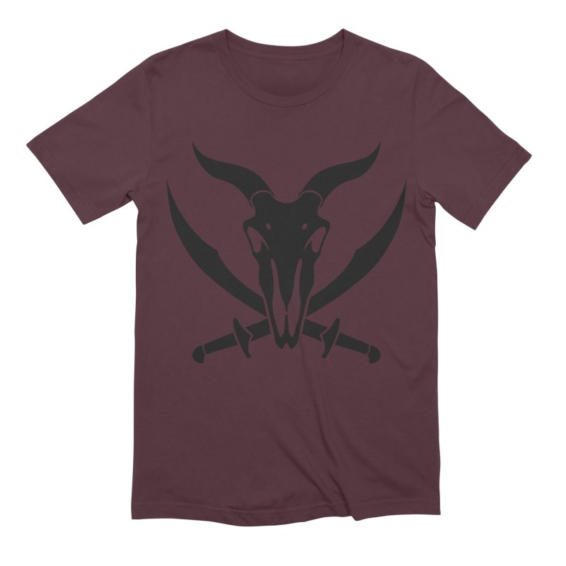 Baphomet Icon Shirt Men's Extra Soft T-Shirt by The Wicked + The Divine